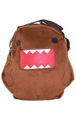 Domo kun DomoKun Brown Messenger Bag Purse Handbag Tote NEW SALE