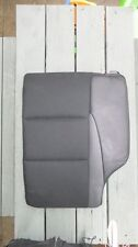 Upper Rear Passenger Seat Section With Split Half Leather Fits Rover MG ZR