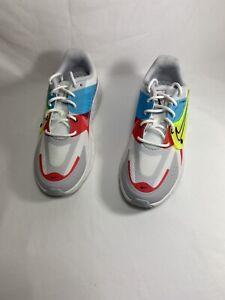 "Nike Alphina 5000 ""2000's"" Women's Size 7.5 SUMMIT WHITE/BLACK-VOLT CK4330-100"