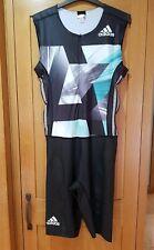 Adidas MensTriathlin suit Large worn once!