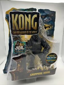 Kong The 8th Wonder Of The World King Kong Action Figure Gripping Kong Toy