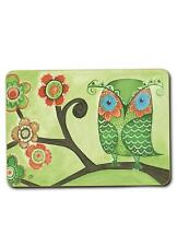 Cinnamon Owls Placemats Set of 6
