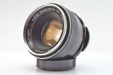 Yashica Auto Yashinon-DX 50mm f/1.7 Lens for M42 Mount w/ Rear Cap. (V2635)
