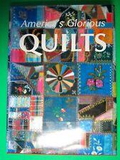 New listing 1987 America'S Glorious Quilts Duke Harding Editors 320 pp.