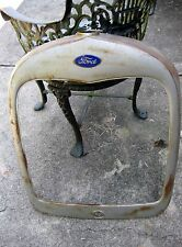 FORD MODEL A 1928 GRILL SHELL NICE AS YOU WILL FIND