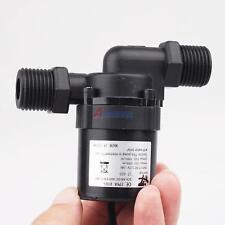Solar 12V 24V Hot Water Circulation Pump Brushless Motor Water Pump 700L/H TDD#