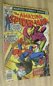 Marvel The Amazing Spider-man 179 Green Goblin