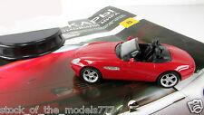 BMW Z8 1:43 Deagostini  sport car supercar diecast model №11 Supercar