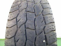 LT265/70R18 Cooper Discoverer A/T3 OWL Used 265 70 18 124 S 5/32nds