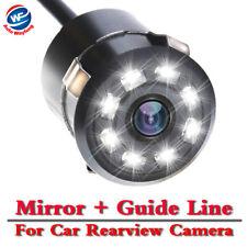 HD CCD Caméra de Recul Arrière Vision Nuit LED Etanche caméra de vision arrière