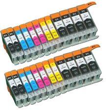 24x Tintenpatronen für Canon PIXMA MP 540 MP 545 MP 550