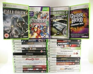 Xbox 360 Games Pick Your Own Bundle Free UK Postage