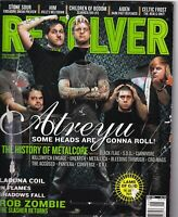 Revolver Magazine Atreyu  Black Flag S.O.D. May 2006 051419nonr
