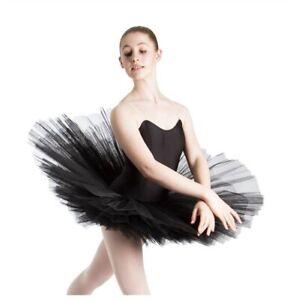 Ballet Bloch 'Russian' tutu -- Adult Black tutu
