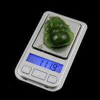 Portable Mini 0.01g-200g LCD Ultrathin Jewelry Drug Digital Pocket Scale Tool