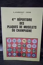 Champagne Abelé 47 et  47a  Répertoire Lambert 2019