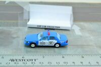 Cop Car Collection Ford Crown Victoria Livingston Parish Police 1:87  HO Scale