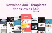 +330 Elementor Templates - WordPress - Website ready to import - NO PRO needed
