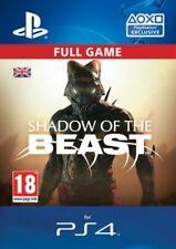 Sombra de la bestia DLC-Reino Unido PS4-el mismo día de despacho