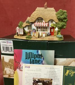 Lilliput Lane House - Raspberry Ripple