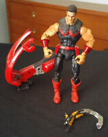 Marvel Legends Wonder Man Figure Legendary Riders Series