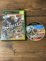 NFL Street 2 (Microsoft Xbox, 2004)- No Manual