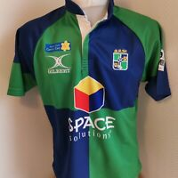 superbe maillot de rugby  BOROUGHMUIR Ecosse marque GILBERT taille M