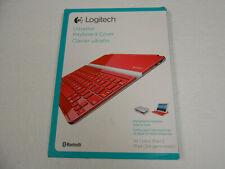 Logitech Ultrathin Keyboard Cover iPad 2 (RED)