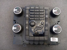 VOLVO S60 V70 XC70 2011-2013 HEATER RADIO CLIMATE CONTROL PANEL MODULE 31288318