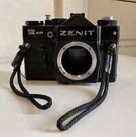 Zenit 12XP 35mm SLR Film Camera Body Only USSR Made
