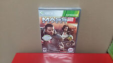 ** MASS EFFECT 2 (Xbox360 Platinum Hits) BRAND NEW & FACTORY SEALED