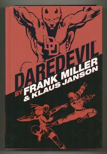 Daredevil Omnibus HC By Frank Miller and Klaus Janson 1B-1ST VF+ 8.5 2007
