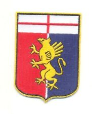 Serie A Genoa C.F.C. Italy Football Embroidered Patch
