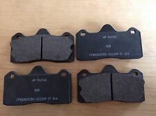 LOTUS EVORA AP RACING REAR BRAKE PADS