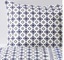 Ikea Sommar 2017 Double Duvet Set, 200 x 200, Blue & White, 4 Pillowcases, BNWT