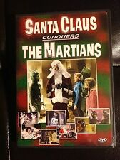 Santa Claus Conquers the Martians (DVD, 2002)