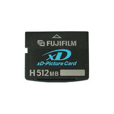 512MB HIGH SPEED FUJI XD MEMORY CARD 512 MB TYPE H FINEPIX/OLYMPUS CAMERAS