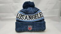 NEW ERA SPORT KNIT BEANIE.  NFL.  LOS ANGELES CHARGERS.