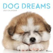 Dog Dreams - 2021 Wall Calendar - Brand New - 27723