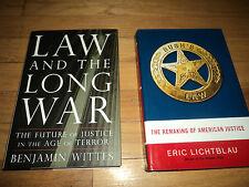 2 President George Bush Biographies Regarding Security and Terrorism