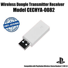 PlayStation Wireless Headset USB Adapter Dongle Receiver CECHYA-0082 PS3 / PS4