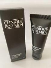 Clinique for Men Face Scrub 15ml BNIB New Stock