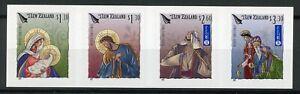 New Zealand NZ Christmas Stamps 2019 MNH Nativity Angels Jesus 4v S/A Set