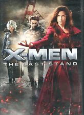 X-MEN THE LAST STAND with Hugh Jackman and Halle Berry - NEW DVD Free Shipping