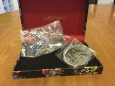 Ed Hardy Necklace, Chain, Jewellery Brand New In A Beautiful Gift Box