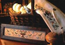 Homespun Elegance FLOWER URN Cross Stitch Leaflet Only ~ Colonial Inspirations I
