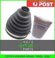 Fits TOYOTA 4RUNNER GRN28_/TRN28_ 2009- - Boot Outer Cv Joint Kit 105x126x30.5