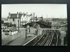 More details for sussex newhaven harbour station locomotive 1825e railway c1950s rp photocard