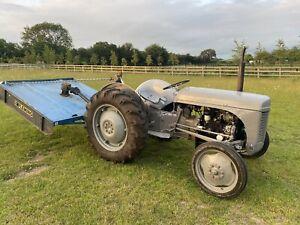 used massey ferguson tractors