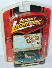 Johnny Retro - 1969 PONTIAC GTO - blue - 1:64 Johnny Lightning